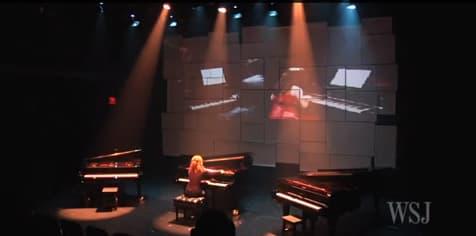 juilliard concert