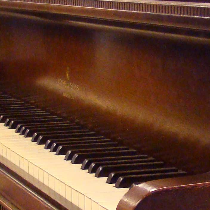 Used Vose Amp Sons Grand Piano Sold Miller Piano