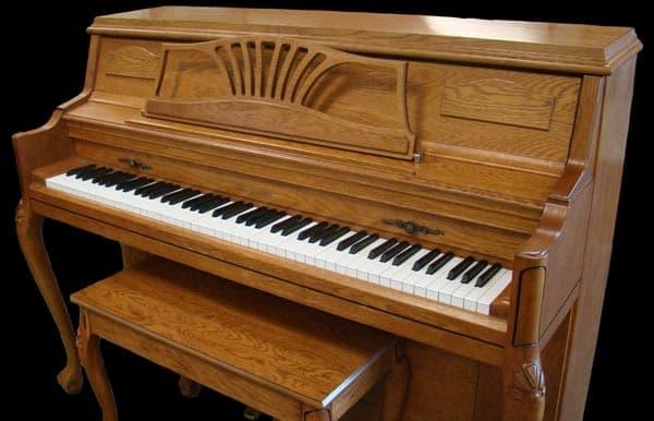 Bergmann Grand Piano