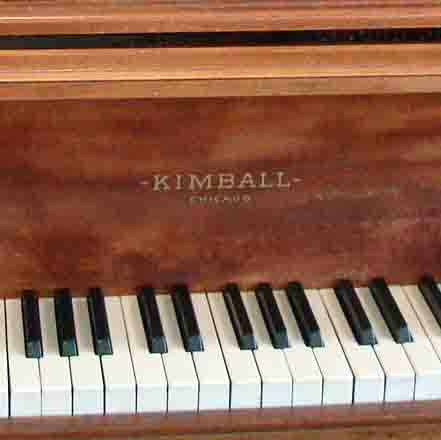 Kimball Grand Piano in brown teaser image