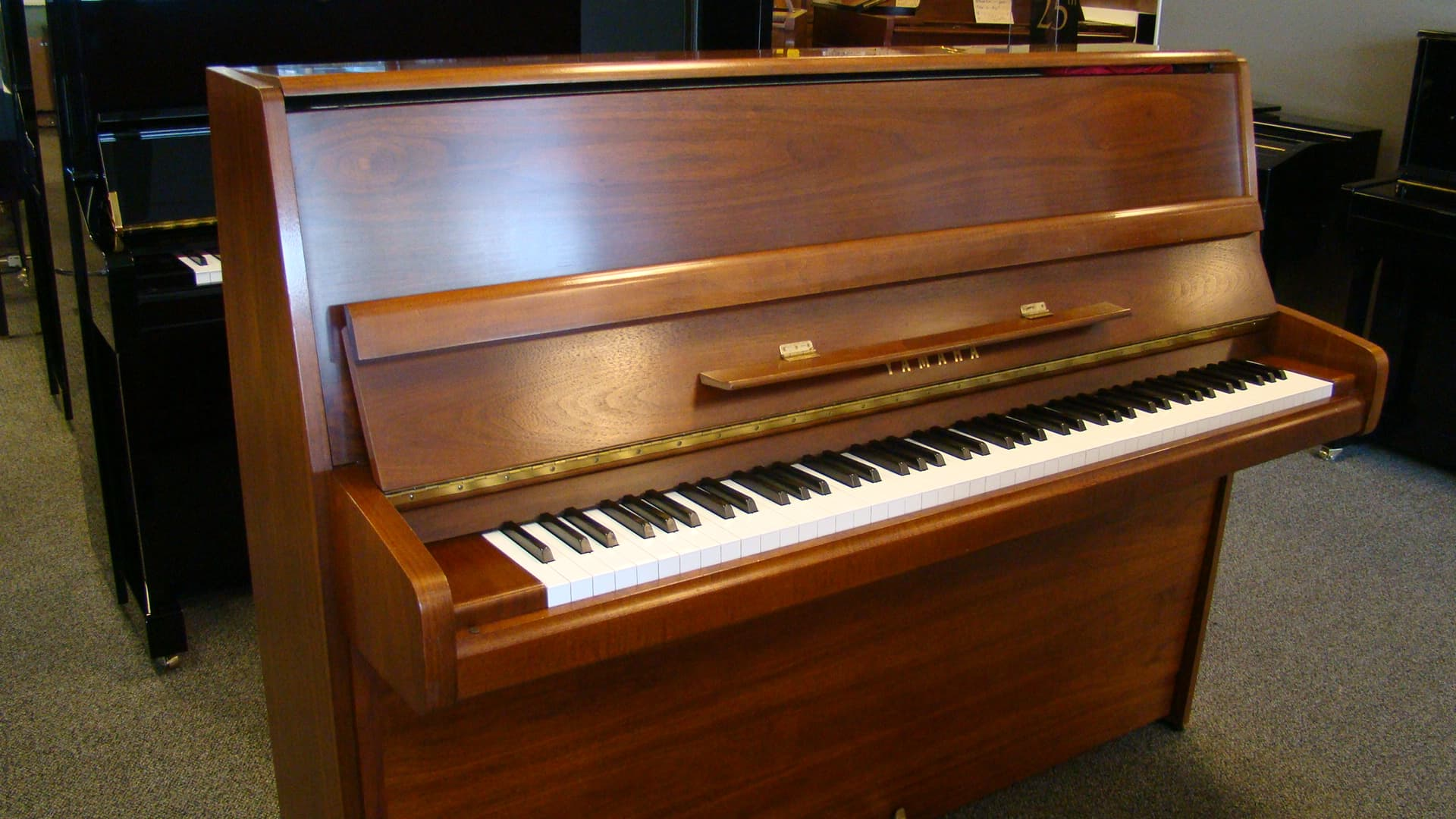 used yamaha studio piano miller piano specialists