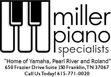 Miller Piano Specialists – Nashville's Home of Yamaha Pianos
