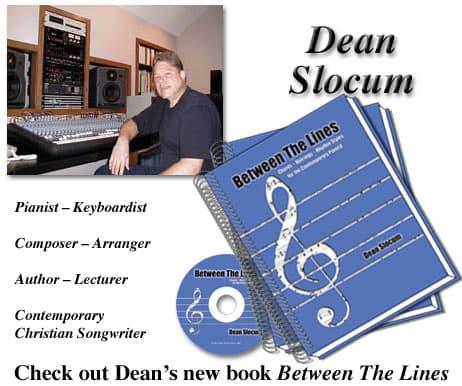 """Dean Slocum's """"Between The Lines"""""""