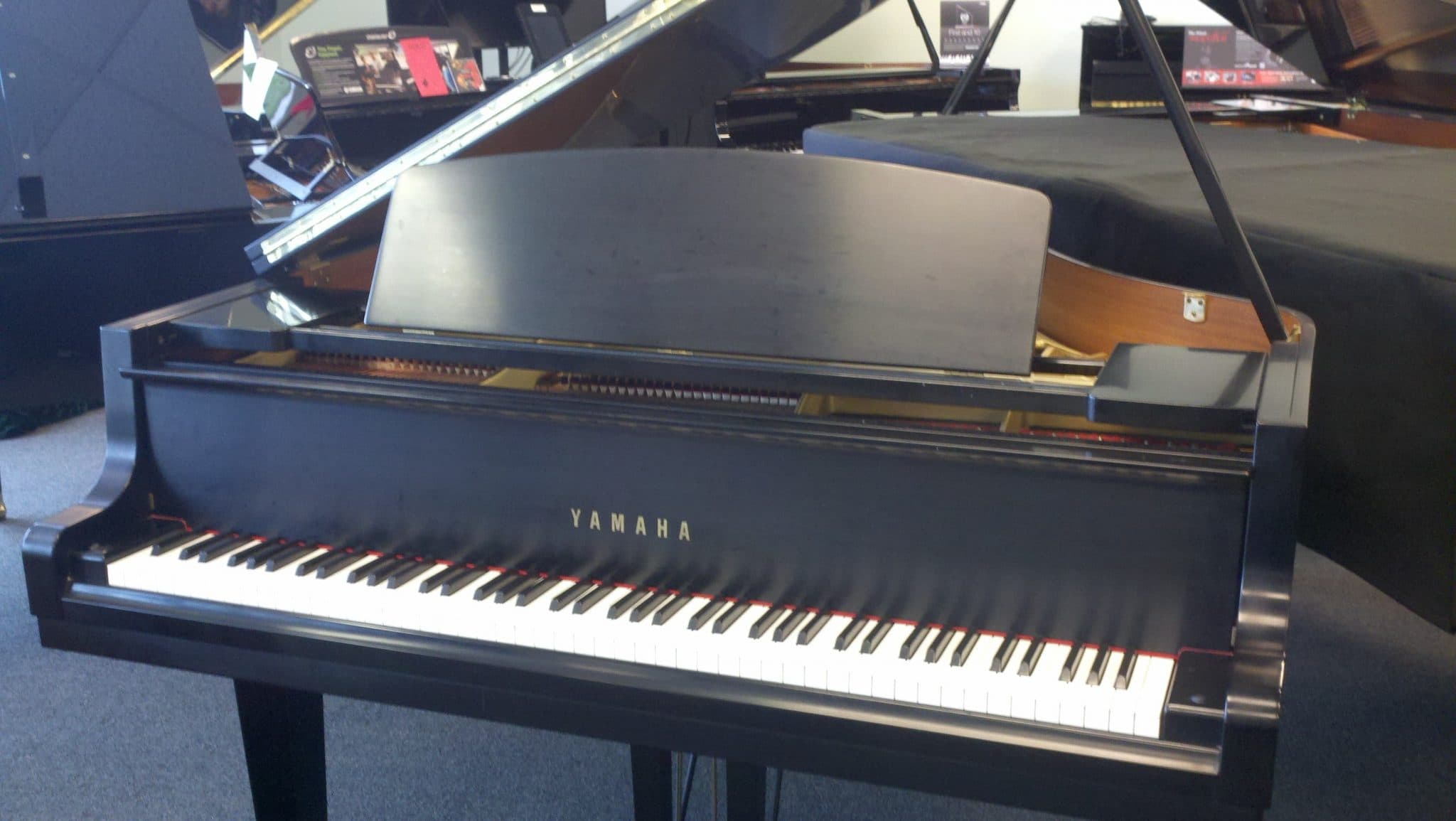 Yamaha Gh1 One Of A Kind Satin Ebony Quot Sold