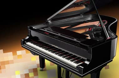 """It only gets """"better"""" with Yamaha! –  TransAcoustics!"""