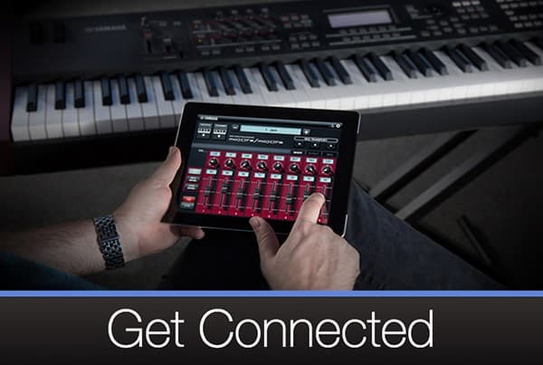 get connected yamaha