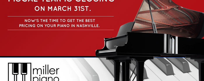 Yamaha and Roland Savings ending March 31st!
