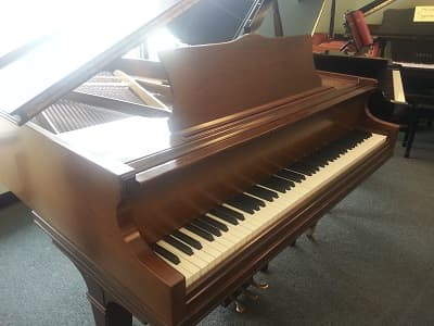 used chickering grand