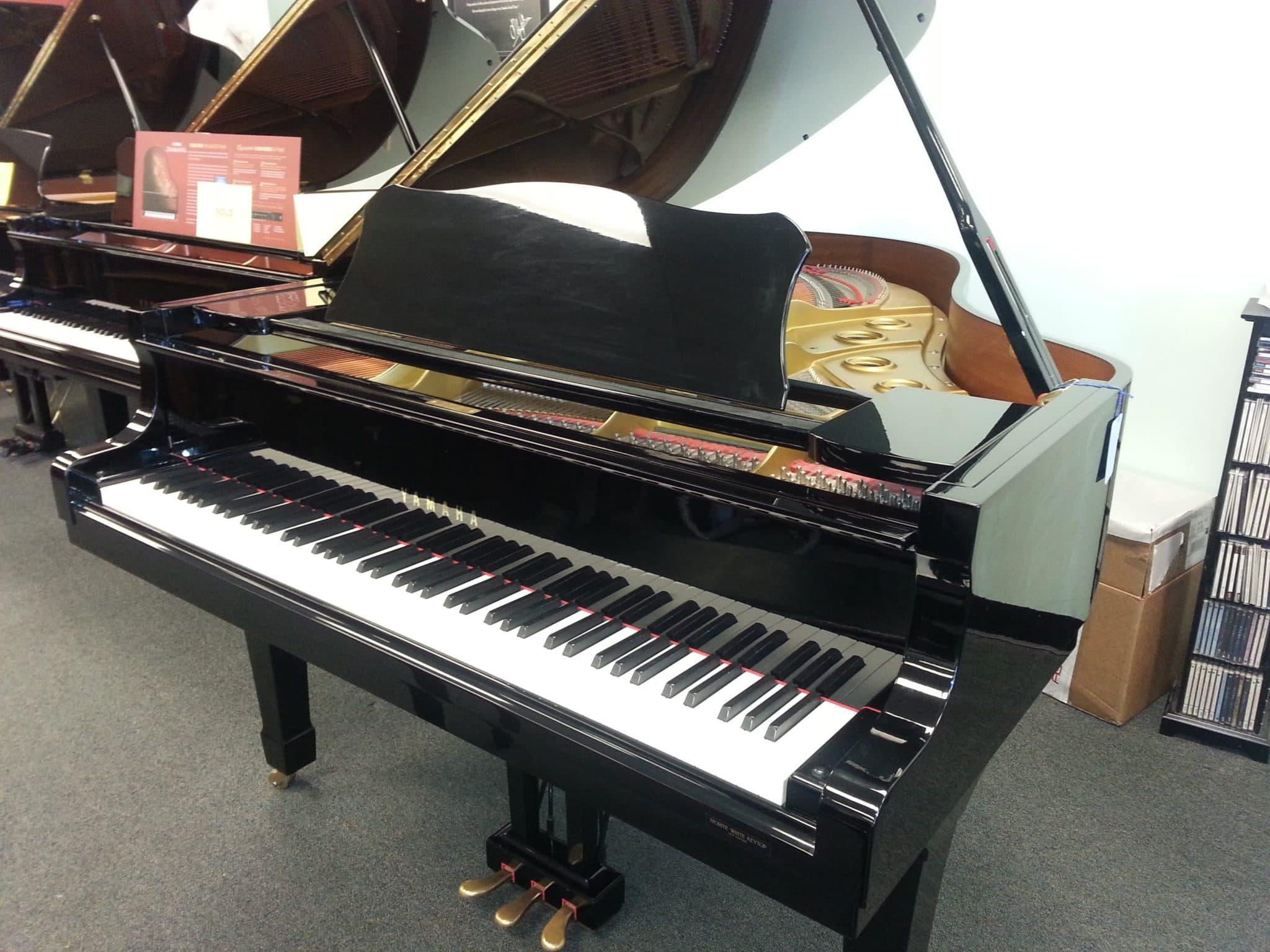 Yamaha c3 pre owned just arrived miller piano for Yamaha c3 neo piano price