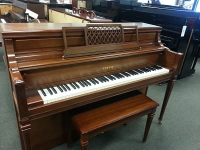 Yamaha console arrived today sold miller piano for Yamaha console piano prices