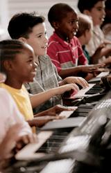 """Share the Gift"" Yamaha Pianos"