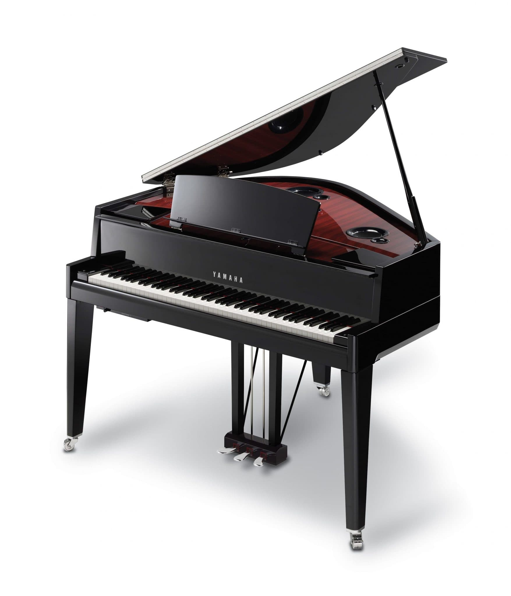 What are hybrid pianos? Here's the definition.