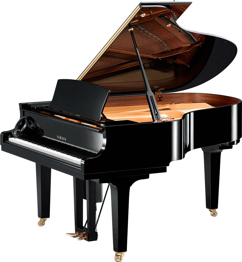 Disklavier Enprise, the most innovative musical instrument in the market today.