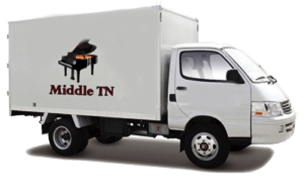 We move or deliver your piano anywhere in Middle Tennessee
