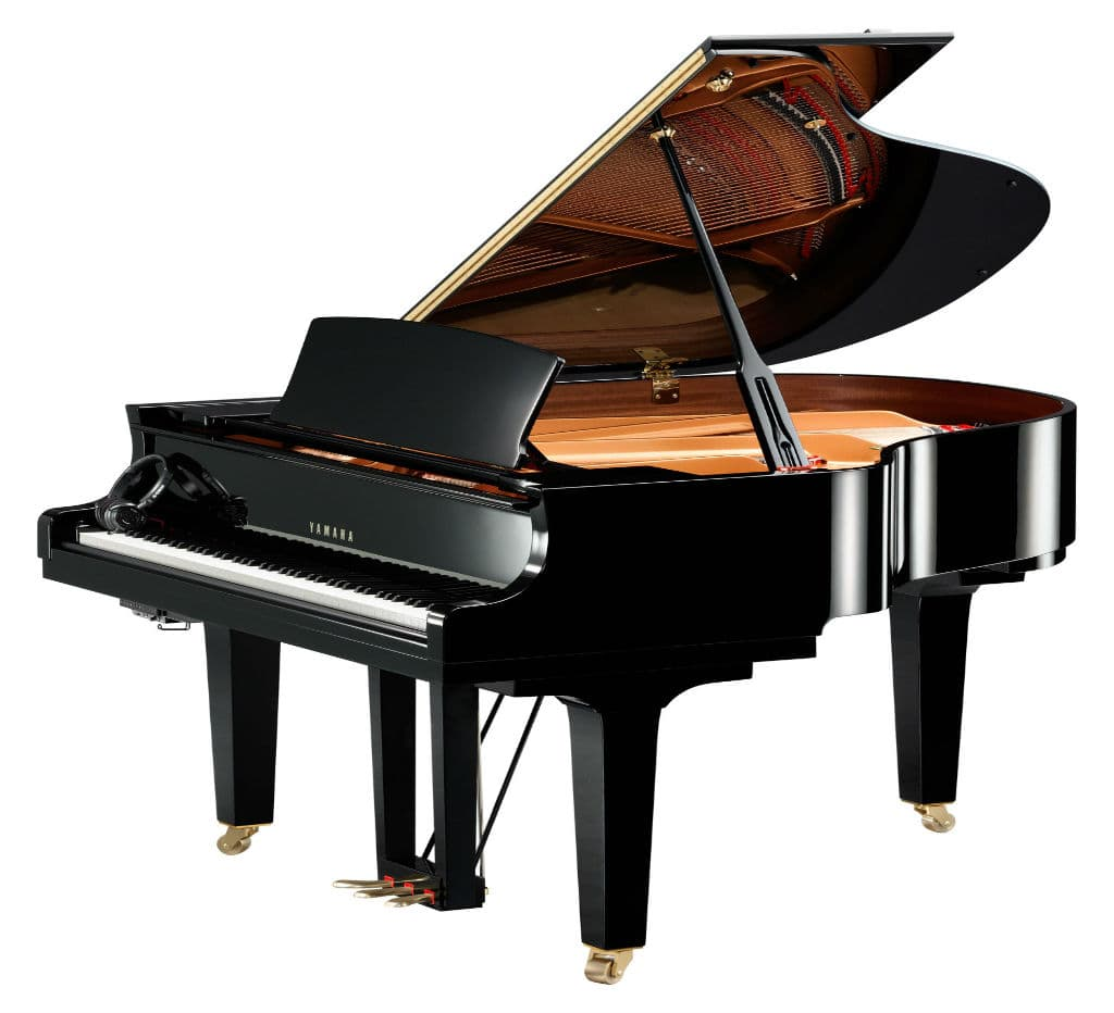 Yamaha C1XSH Piano