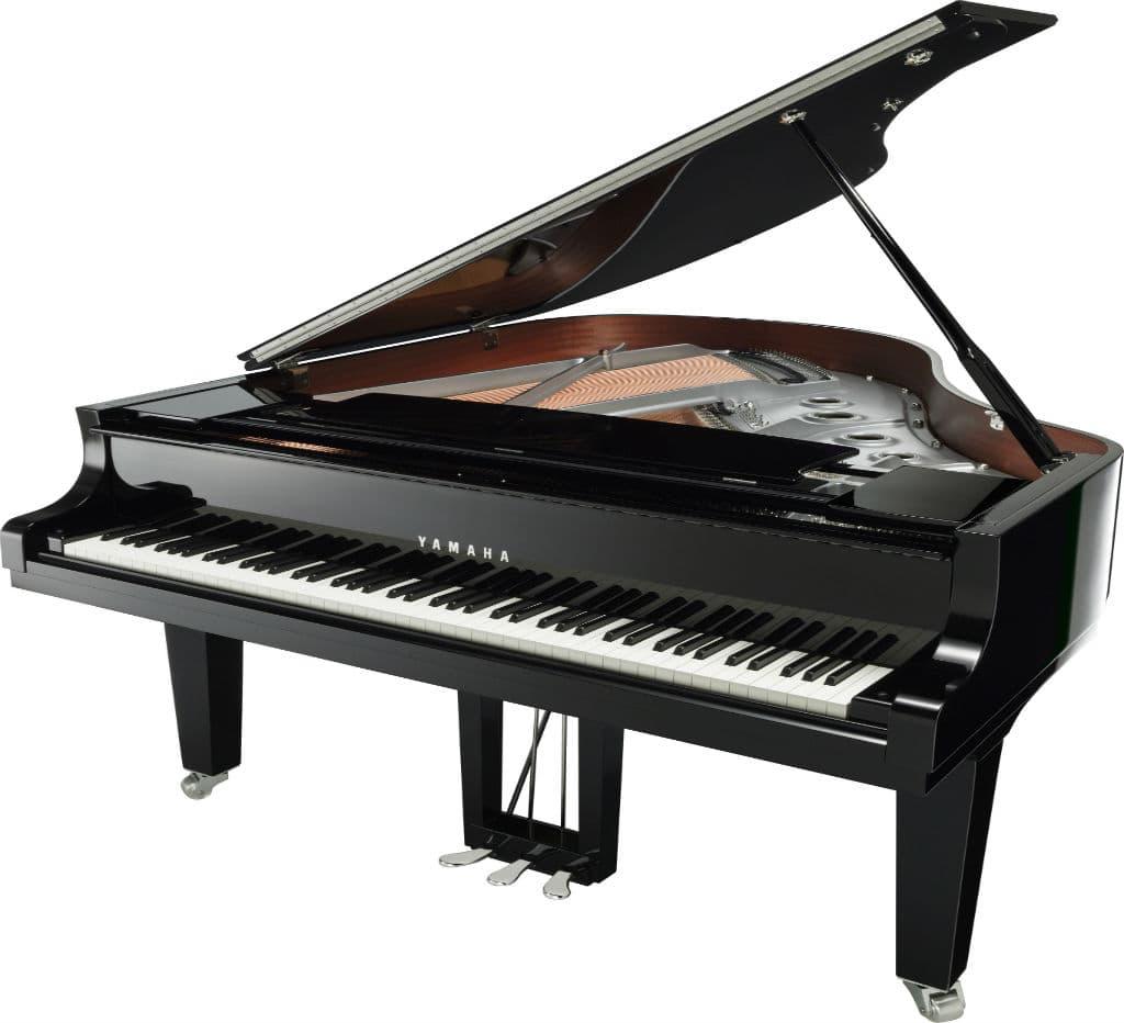 Yamaha C2X Chrome Piano