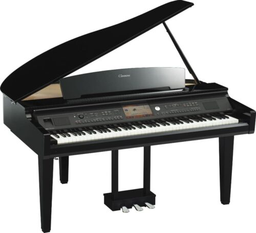 Yamaha CVP709 Grand Piano
