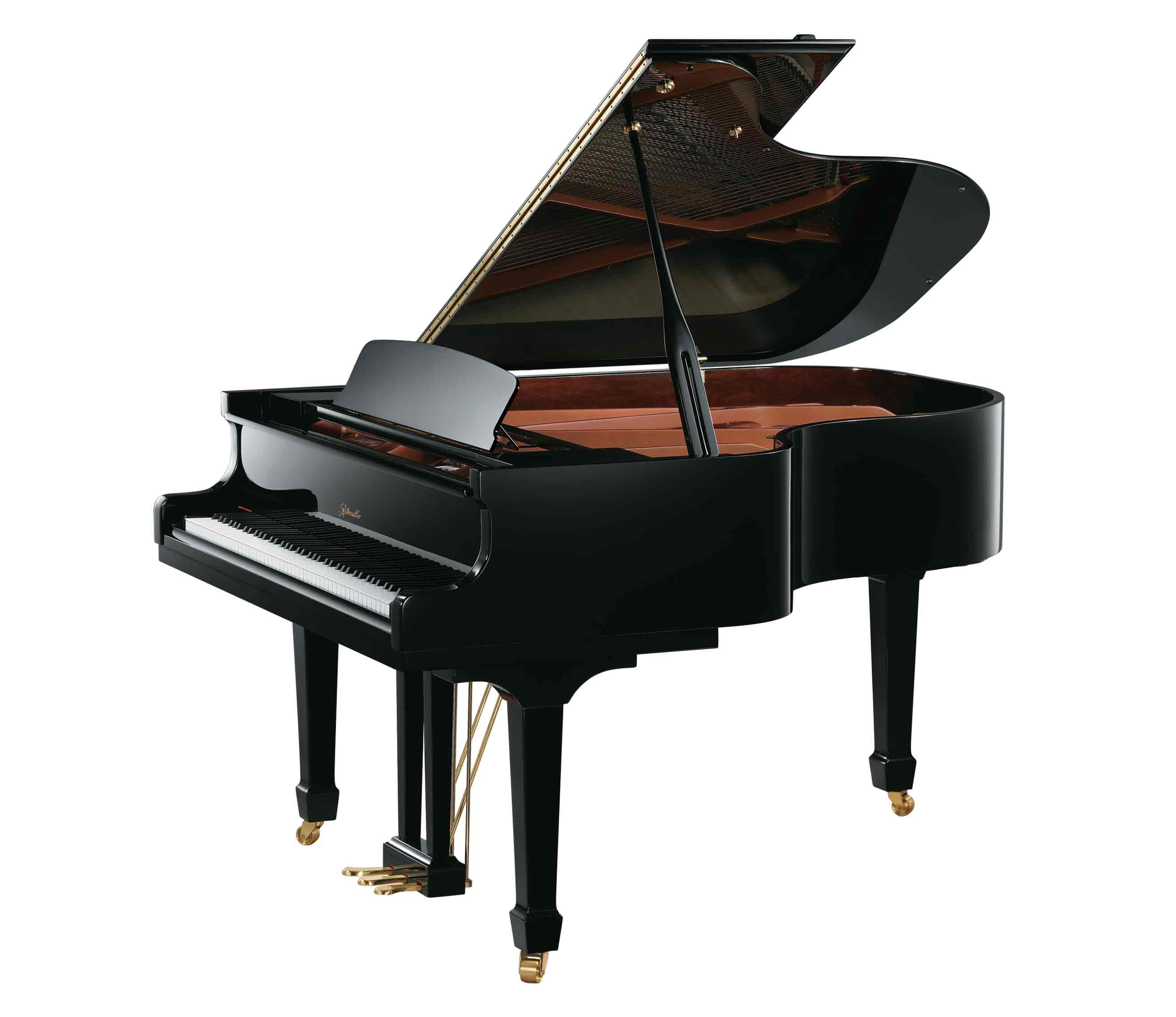 Ritmuller Pianos are available in Miller Piano Specialists