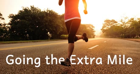 """Going the Extra Mile"" Grands and Verticals"