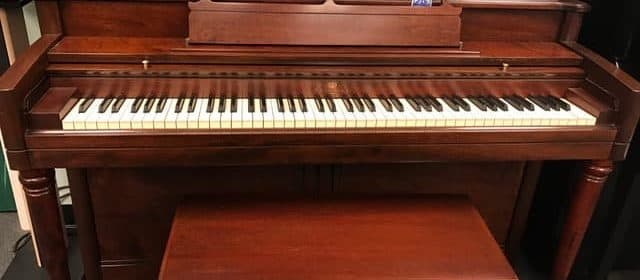 Wurlitzer Spinet Arrived -SOLD!