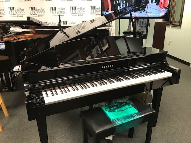 yamaha clp 565 gp sold fast miller piano specialists nashville 39 s home of yamaha pianos. Black Bedroom Furniture Sets. Home Design Ideas