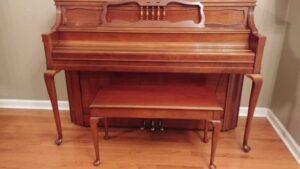 Yamaha M26 console piano