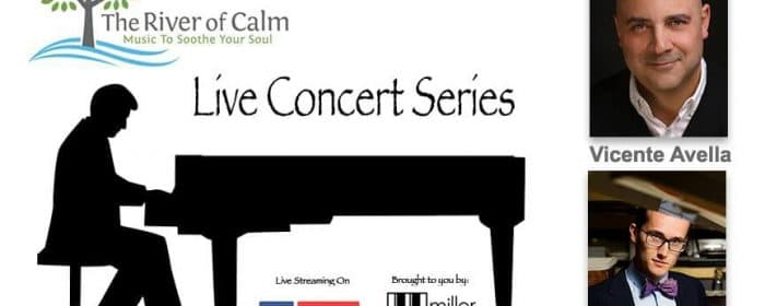 River of Calm Live Streaming Concert Series July 19th