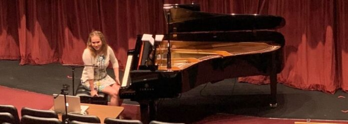 Brigham Young University Holds Remote Lesson Master Class With Acclaimed Pianist Frederic Chiu Via Yamaha Disklavier