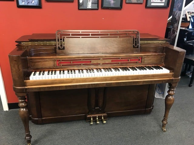 used everet antique piano sept 19