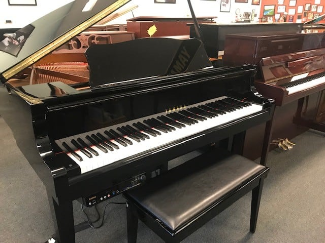 used yamaha e3 june 19 black in color