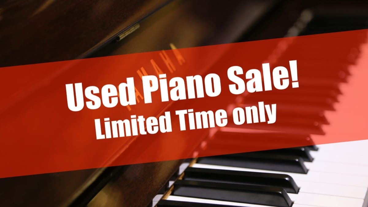 Used Piano Sale