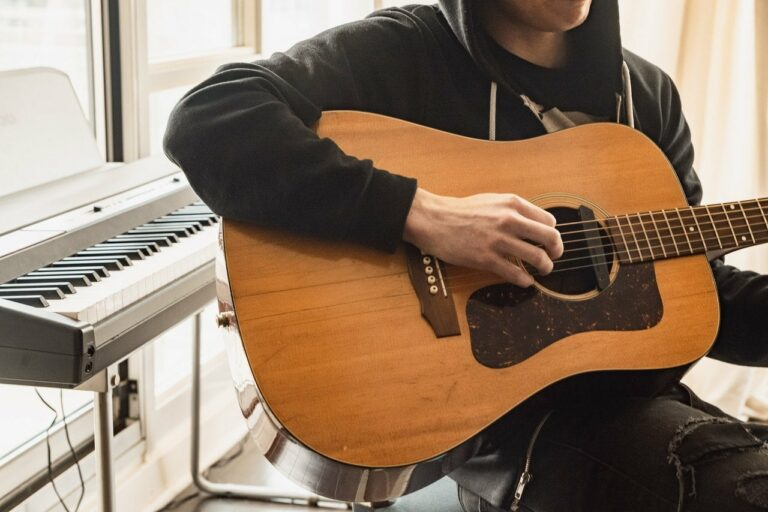 Are Piano Chords and Guitar Chords the Same
