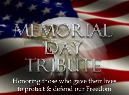 Closed Monday, May 25, 2020 for Memorial Day