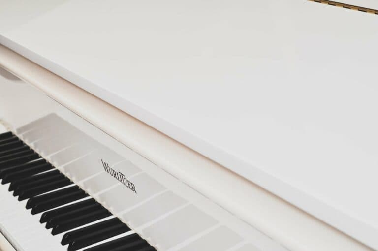 Should You Paint Your Piano White?