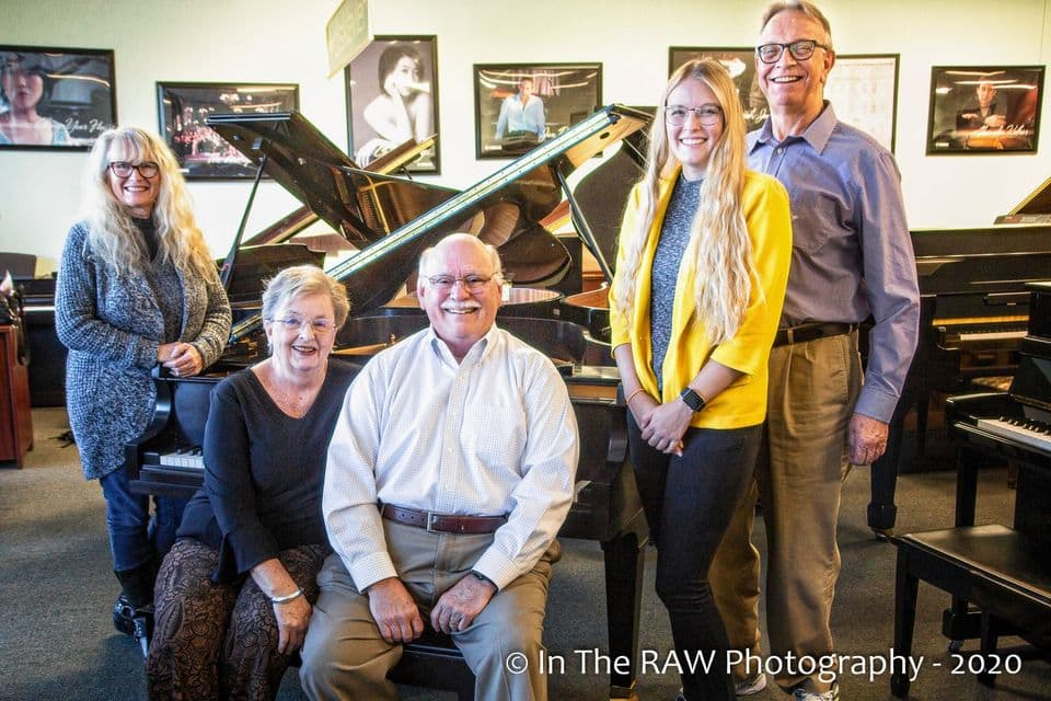 Miller Piano Specialists Team