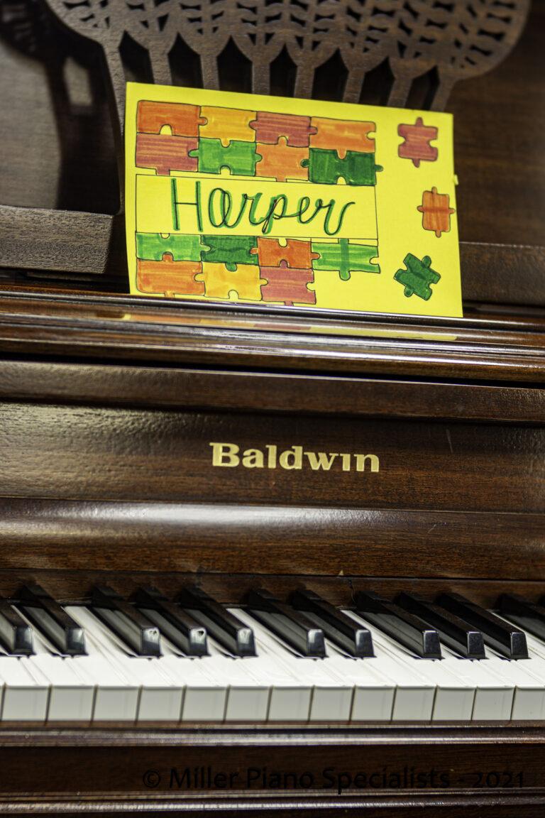 Baldwin Studio Upright